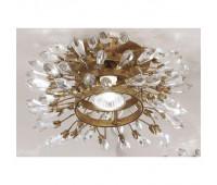 Точечный светильник  Tredici Design 1399I/SPOT OF  Золото (пр-во Италия)