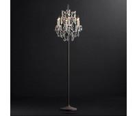 Торшер L'arte L'arte Luce Luxury Rococo L27941  Коричневый (пр-во Италия)