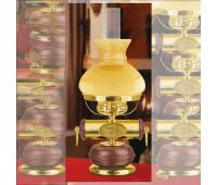 Лампа настольная Moretti Luce ART 1450.V.7 Ambra  Золотой (пр-во Италия)