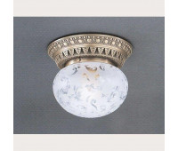 Накладной светильник Reccagni Angelo PL 7721/1 Bronzo arte  Бронза (пр-во Италия)