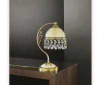 Лампа настольная Reccagni Angelo P 6806 P  Бронза (пр-во Италия)