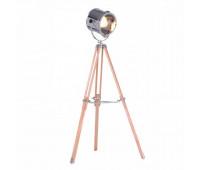 Торшер  DeLight Collection KM018F  Светло-бежевый, серый (пр-во Китай)