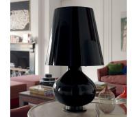 Настольная лампа Fontana Arte 1853/1N  Черный (пр-во Италия)