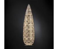 Напольный светильник  VG New Trend 7511173.98  Прозрачный, серый (пр-во Италия)