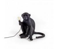 Настольный светильник  Seletti Monkey 14922  Белый (пр-во Италия)