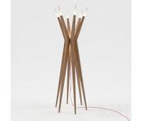 Торшер Masiero Flashwood STL6+6 W01  Натуральный дуб- legno (пр-во Италия)