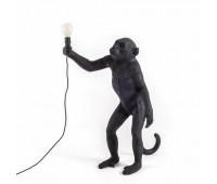 Настольный светильник  Seletti Monkey 14920  Черный (пр-во Италия)