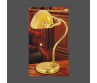 Лампа настольная Moretti Luce ART 1501.V.7  Золото (пр-во Италия)