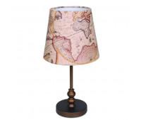 Настольная лампа  Favourite 1122-1T  Коричневый (пр-во Германия)