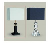 Настольная лампа Lights Dettagli lights Brick BR12-22C103  Черный, золото (пр-во Италия)