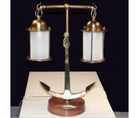Настольная лампа Favel 04837/00LT2  Бронза (пр-во Италия)