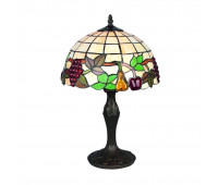 Настольная лампа  Omnilux OML-80304-01  Темно-коричневый (пр-во Китай)