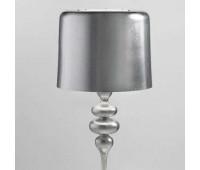 Торшер Masiero Eva STL3+1 F-02  Резина и полиуретан с серебряным фольгированием (пр-во Италия)