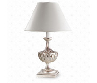 Настольная лампа  Roberto Giovannini 450G A024  Серебро (пр-во Италия)