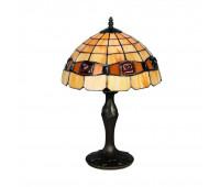 Настольная лампа  Omnilux OML-80504-01  Темно-коричневый (пр-во Китай)