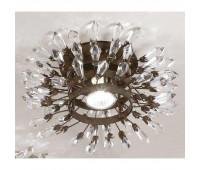 Точечный светильник  Tredici Design 1399I/SPOT Fango  Темно-коричневый с ржавчиной (пр-во Италия)