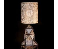Настольная лампа Archeo Venice Design 704-00  Бронза состаренная (пр-во Италия)