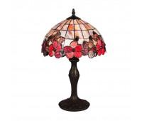 Настольная лампа  Omnilux OML-80604-01  Темно-коричневый (пр-во Китай)