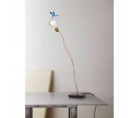 Настольная лампа  Ingo Maurer I Ricchi Poveri - Bzzzz 1912140  Черный, желтый, красный, синий (пр-во Германия)