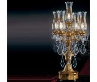 Настольная лампа Fbai C4502/5  Золото (пр-во Италия)
