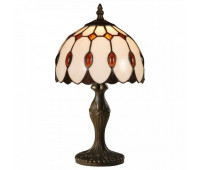 Настольная лампа  Arte Lamp A3163LT-1BG  Коричневый (пр-во Италия)