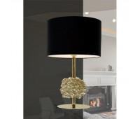 Настольная лампа ILFARI FLOWERS FROM AMSTERDAM T1 10842 Gold Glass 320 00  Золото