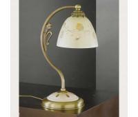Лампа настольная Reccagni Angelo P 6858 P  Бронза (пр-во Италия)
