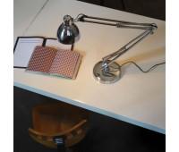 Настольная лампа Fontana Arte 8000CR+8100CR  Хром (пр-во Италия)