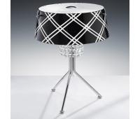 Настольная лампа  Metal Lux 195.230.63  Хром (пр-во Италия)