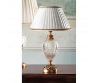 Настольная лампа IL Paralume Marina 870  Золото, прозрачный (пр-во Италия)