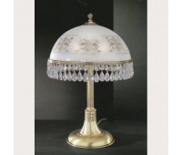 Лампа настольная Reccagni Angelo P 6000 G Br.Art+Crist  Бронзовый (пр-во Италия)