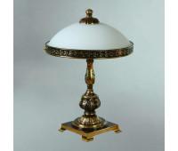 Настольная лампа  Brizzi 02155T/3 PB  Матовая бронза (пр-во Испания)