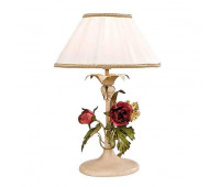 Настольная лампа Passeri  LP.5105/1/B Dec.05  Бежевый (пр-во Италия)