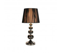 Настольная лампа  DeLight Collection TK1012B black  Черно-серый (пр-во Китай)