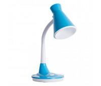 Светильник настольный Arte Lamp A2007LT-1BL DESK  Синий (пр-во Италия)