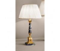 Настольная лампа  Arizzi 1807/1/L  Состаренное французское золото, черный (пр-во Италия)