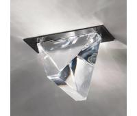 Встраиваемый светильник Fabbian F41 F01 21  Антрацит (пр-во Италия)