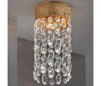 Накладной светильник Masiero VE 1107 TR  Золото (пр-во Италия)
