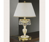 Лампа настольная Reccagni Angelo P 6706 G  Французское золото (пр-во Италия)