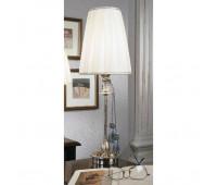 Настольная лампа IL Paralume Marina 912+N8  Хром, прозрачный (пр-во Италия)