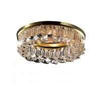 Встраиваемый светильник  Novotech 369453  Золото (пр-во Венгрия)