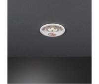Точечный светильник La Lampada SPOT 85/1 Ceramic White  Белый (пр-во Италия)