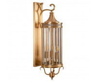 Бра L'arte  L'arte Luce Luxury Lantern L02123  Золото (пр-во Италия)