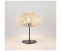 Настольная лампа Aromas Chateau S1205 Matt Black  Чёрный матовый (пр-во Испания)