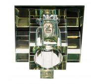 Встраиваемый светильник Feron 1525 art.19785  Желтый (пр-во Китай)