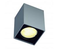 ALTRA DICE CL-1 светильник потолочный для лампы GU10 35Вт макс., серебристый / черный SLV 151514  (пр-во Германия)