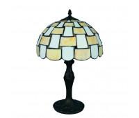 Настольная лампа  Omnilux OML-80104-01  Темно-коричневый (пр-во Китай)