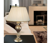 Настольная лампа Renzo Del Ventisette LSG 13597/1 BIS DEC. 011  Античное серебро (пр-во Италия)