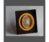 Точечный светильник Donolux SA1520-Gold/Black  (пр-во Россия)