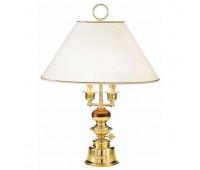Настольная лампа  Cremasco 526/2LA-OL  Золото (пр-во Италия)